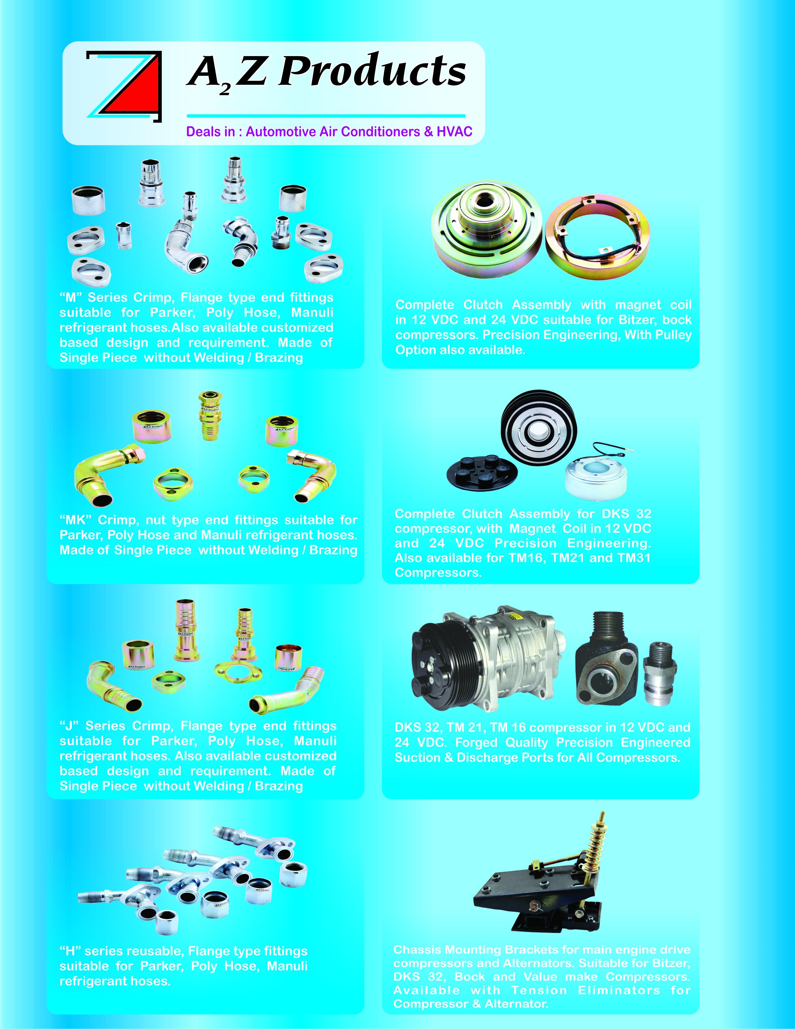 A2z auto parts / Stl theaters